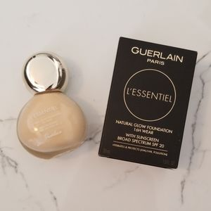 Guerlain l'essentiel foundation shade 00W